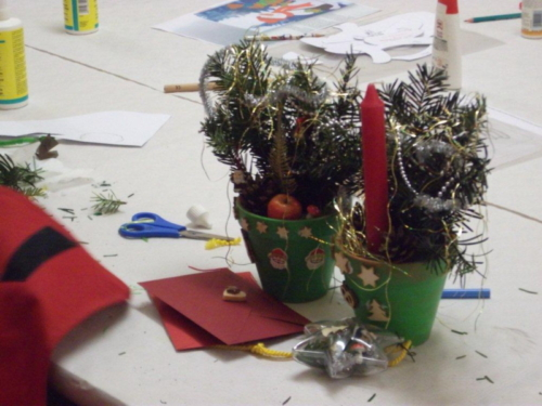 Weihnachtsbasteln 15